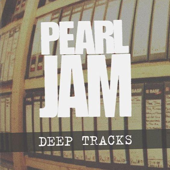 Pearl Jam – Deep (single cover art)