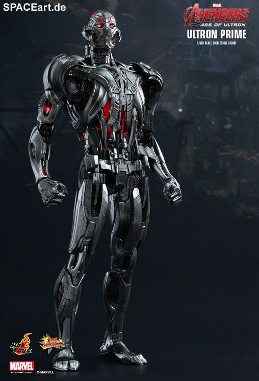 The Avengers 2: Ultron, Voll bewegliche Deluxe-Figur ... http://spaceart.de/produkte/tav008.php