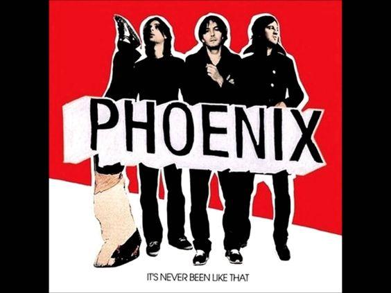 Phoenix - Its Never Been Like That   2004 (Full Album)