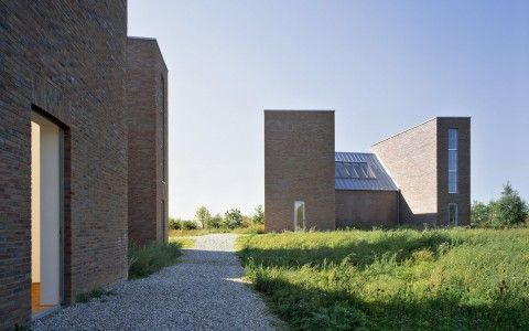 Buildings   Stiftung Insel Hombroich