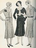 Fashionhistory Infos von 30er bis 50er Jahre