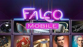 Falco Slot für Mobile