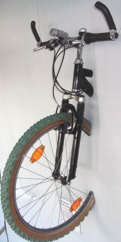 """Fahrrad Flössel - Shop """"Durch die Wand"""""""