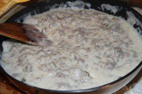 Deep South Dish: Homemade Southern Sausage Gravy