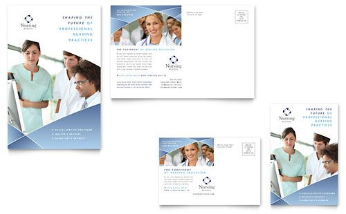 Medical Transcription Brochure Template booklet design - medical brochure template