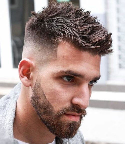 14 Trending Short Hairstyles For Men 2019 Mens Hairstyles Undercut Mens Haircuts Short Mens Hairstyles Short