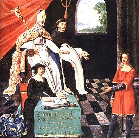 Gilles de Rais: La verdadera historia de Barba Azul. A6ffb5385c1131b7bb5dc8d107997f5a