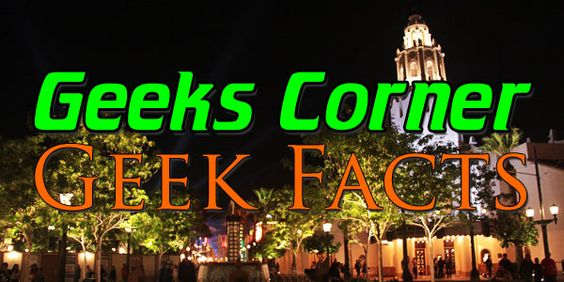 Did You Know… Geek Fact of the Day #52 – Buena Vista Street