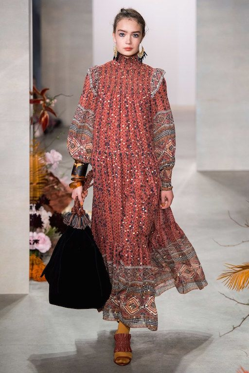 Ulla Johnson Fall 2019 Ready-To-Wear Collection - Review #ullajohnson # fall2019 #nyfw #ny