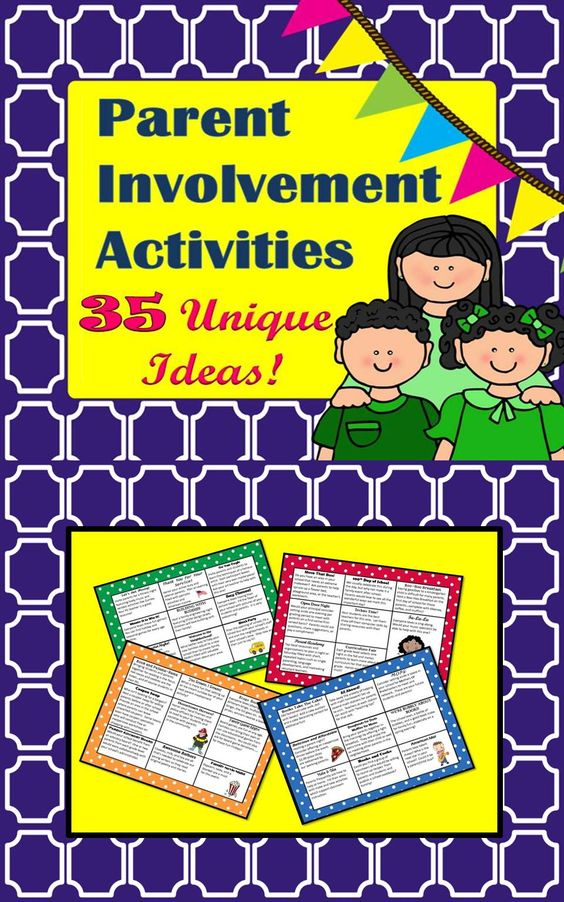 Looking for Parent Night ideas?  Need  a fresh idea for Title I Parent Nights?