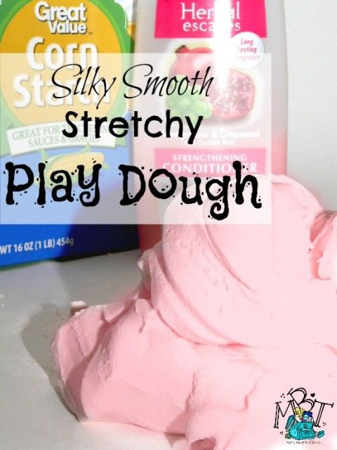 Super Silky Smooch Play Dough