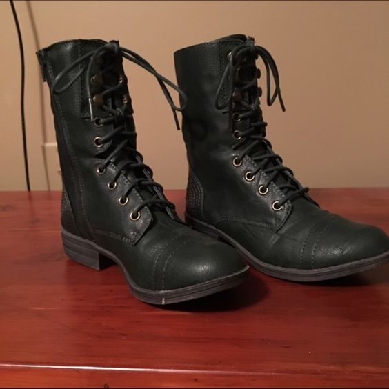 Women's combat boots | Combat Boots, Women's Combat Boots and Zip Ups