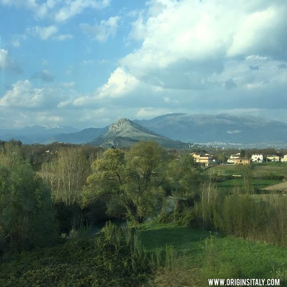 Can't get enough of the countryside of Campania, Italy! Always beautiful! ORIGINS ITALY www.originsitaly.com #originsitaly #Italia #Italy #italian #italianamerican #countryside #nature #napoli #campania #panorama #mountain #trees #landscape #littleitaly #genealogia #genealogy #familyhistory #roots #vista #green #campagna