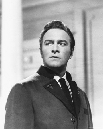Christopher Plummer as Captain Von Trapp - The Sound of Music