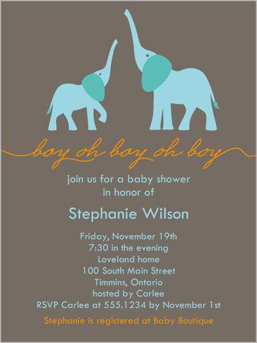 baby boy baby shower invitation shutterfly stationery and boy baby