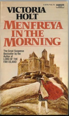 For Harriet Delvaney, the great house of Menfreya, standing like a fortress on the Cornish coast, had always been a citadel of happiness and high spirits. Not until she herself came to Menfreya as a bride did Harriet discover the secret family legend of infidelity, jealousy and murder. And not until the legend seemed to come dangerously to life did Harriet begin to believe the old story that when the tower clock of Menfreya stopped, someone was about to die . . .