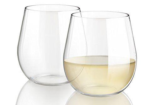 "Unbreakable Wine Glasses by ""Wine Outside"" Dishwasher-Saf…"