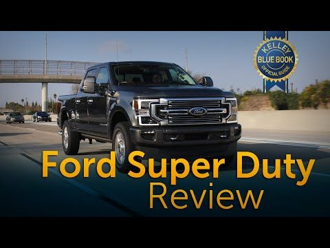 2020 Ford Super Duty Review Road Test Youtube In 2020 Ford Super Duty Road Test Ford