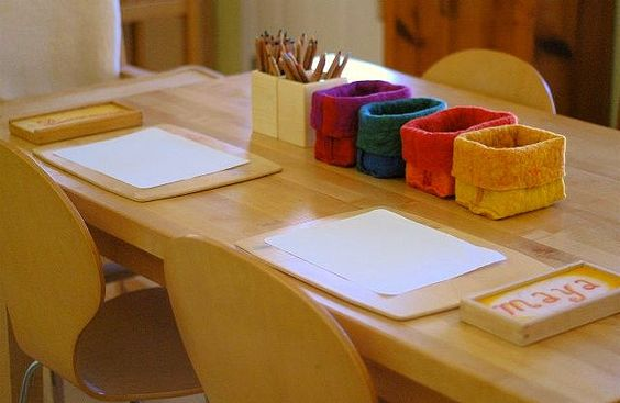 daily creative time by waldorf mama, via Flickr