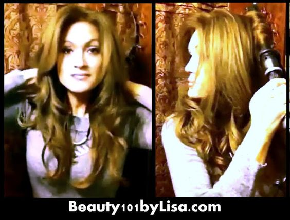 SOFT WAVY CURLS - Big Volume! - VIDEO