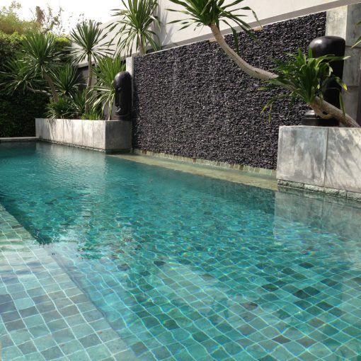 green sukabumi stone tiles cool