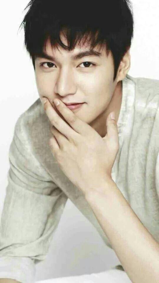 Lee Min Ho......