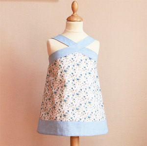 Gasparine patrons de couture faciles pour filles et for Boite couture pour petite fille
