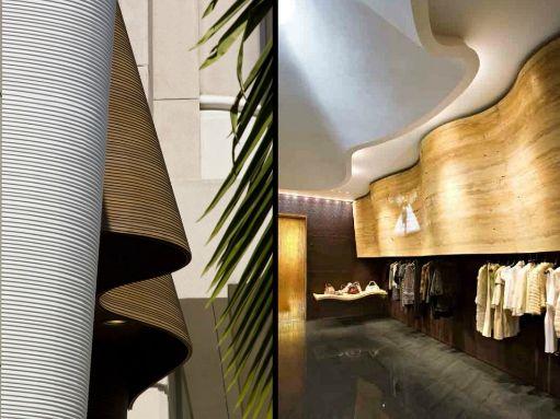 Arquitetura loja Fendi_3