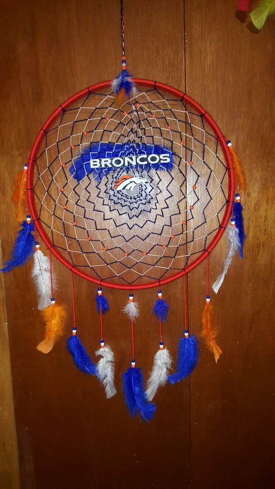 18 in. Bronco Dream Catcher  $65