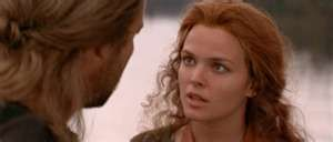 Elyria's mom - Queen Dara (Dinah Meyer in Dragonheart - LOVE that movie!):