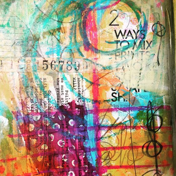 AlteredStatesStudio: writings {art journal pages}: