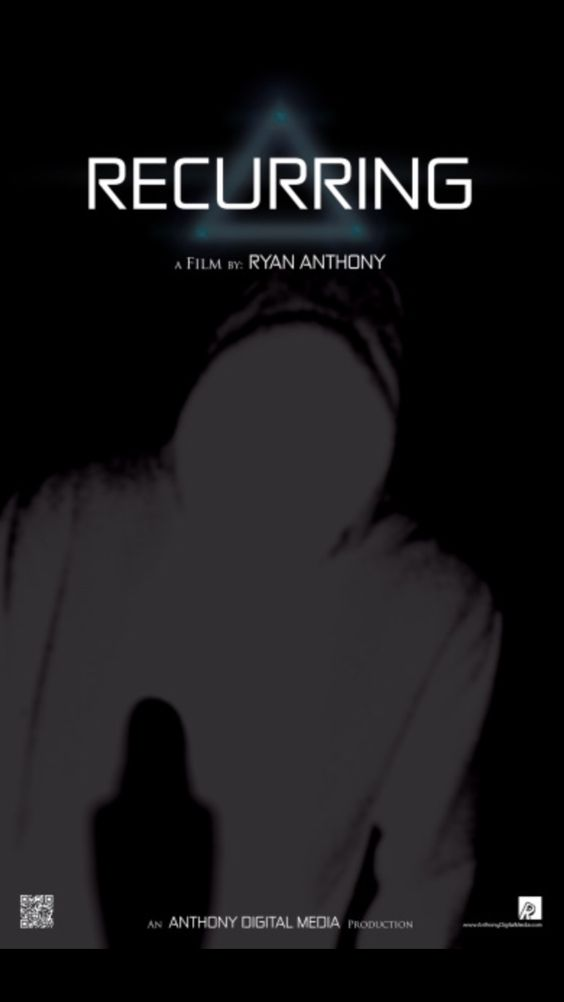 "Ryan Anthony's ""Recurring""  •An Anthony Digital Media Production• ----- For more info: AnthonyDigitalMedia.com ----- #film #filmmaking #filmmaker #filming #movie #shortfilm #directing #aliens #ufo #scifi #sciencefiction #horror #thriller #moviemaking #miami #filmproduction #videoproduction #design #movieposter #posterdesign #scary #cinema #cinematography #comingsoon #artwork #art #artist #artforsale #poster #director"