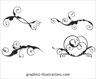 more swirls.
