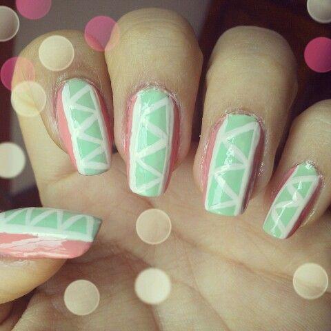 Nail art :)