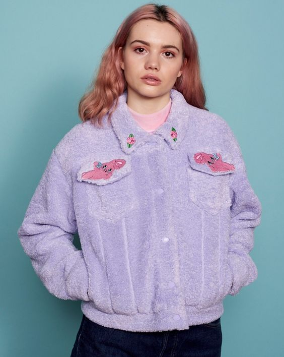 Esther Loves Oaf Lazy Bunny Jacket - Everything - Categories - Womens