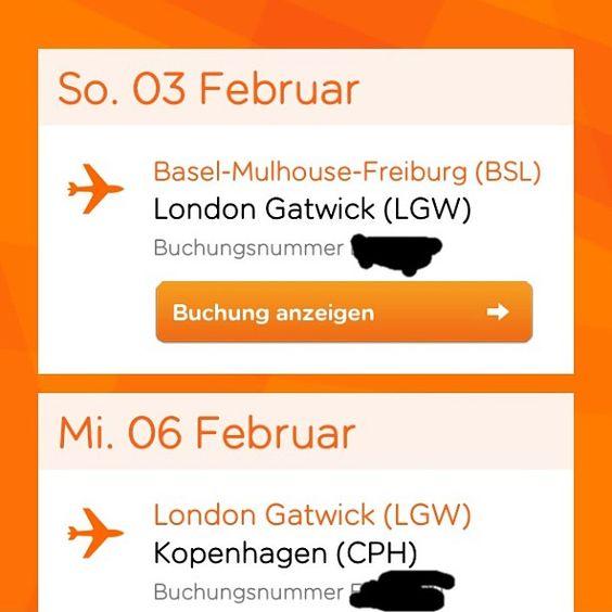 Soon :)  #holiday #ferien #london #copenhagen #kopenhagen #easyjet #flight #plane #februar #winter #travel #europe #europa #lifestyle Soon :)  #holiday #ferien #london #copenhagen #kopenhagen #easyjet #flight #plane #februar #winter #travel #europe #europa #lifestyle