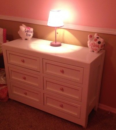 Toddler Dresser | Do It Yourself Home Projects from Ana White