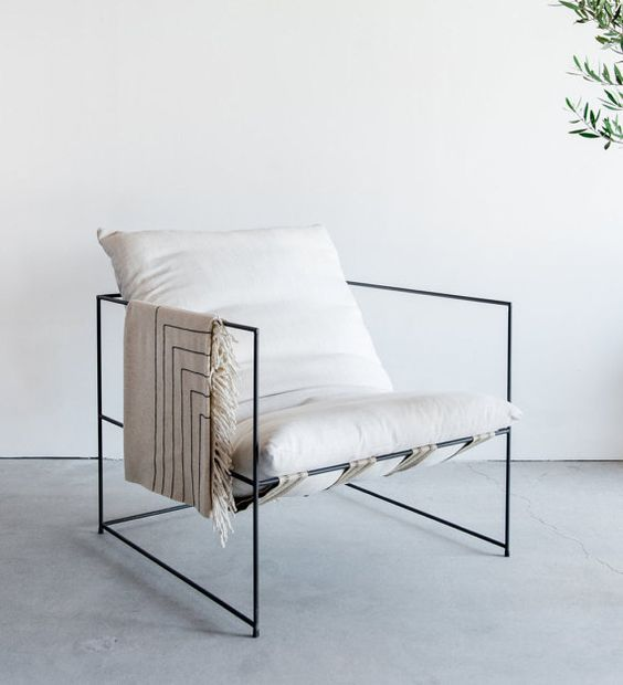 Sierra Chair by Croft House Design