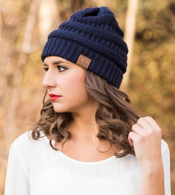 These C.C Beanies are flying off our shelves right now! These things are HOT this season.  They are the perfect winter accessory and are so comfortable, you will never want to take them off!