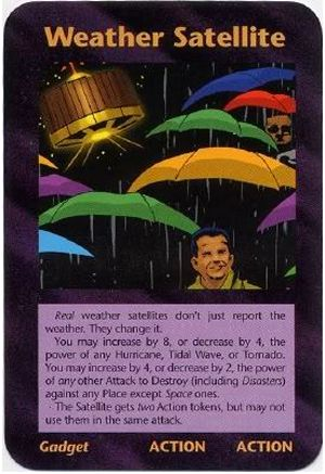Illuminati card game, Weather_Satellite__Illuminati_Card_NWOs
