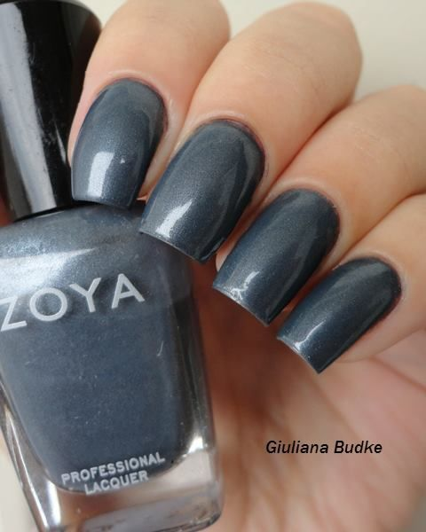 Esmalte Marina, Zoya #nails #cinza
