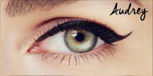 eyeliner audrey