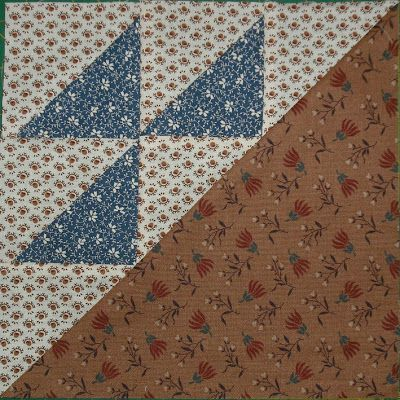 Friday evening and Saturday (inbetween mountains of laundry) I got busy with a few more of my Civil War Quilt blocks: Here is my version ...