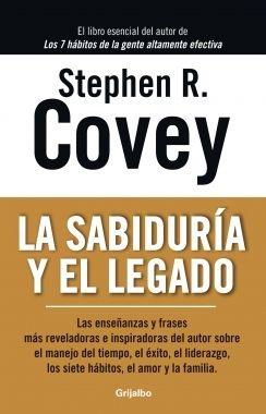 La sabiduría y el legado de Stephen R. Covey es una compilación de las enseñanzas y frases más reveladoras e inspiradoras. Su pensamiento no sólo influyó en personas y organizaciones sino que fue incluso integrado con gran éxito en gobiernos...