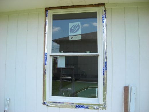 How To Install New Construction Windows In An Existing Home