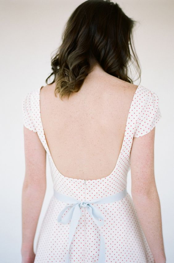 willow dress / whitney deal.
