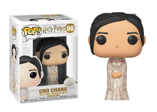 >98 Cho Chang Funko Pop