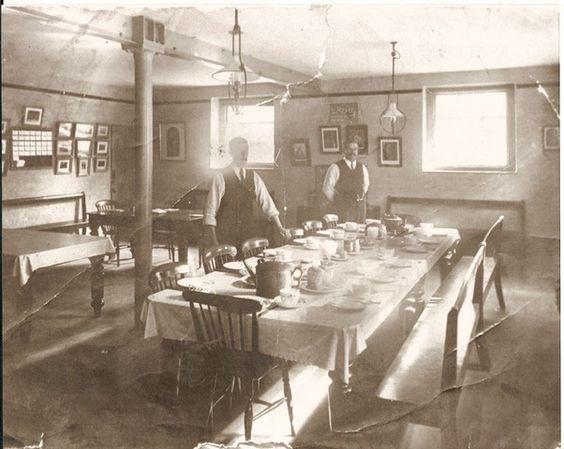 Sailors' Home basement