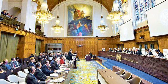 CIJ admite demanda de Nicaragua en litigio con Colombia