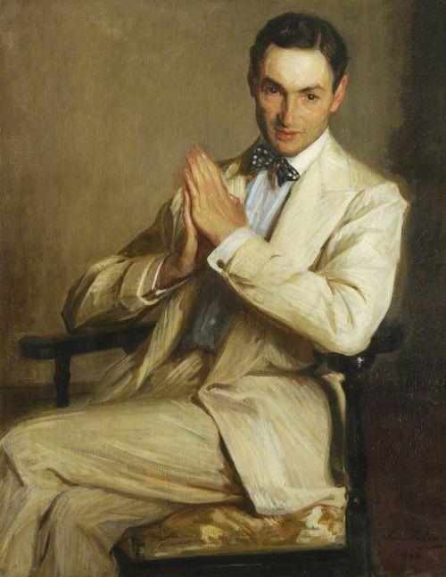Harry Melville (1904), Jacques Emile Blanche: